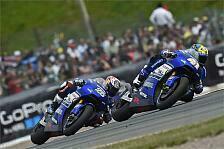 MotoGP - Suzuki in Indianapolis unter ferner liefen