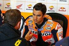 MotoGP - Nach Sturz: Pedrosa vor Rennabsage in Brünn