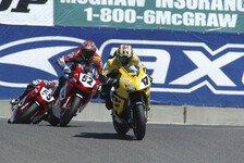 Superbike WSBK - Historische Rennen in Laguna Seca