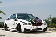 Auto - Performance-Upgrade f�r die DTM Champion Edition: TVW Car Design peppt BMW M4 auf