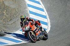 Superbike - Freitagsbestzeit für Davies