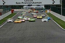 Youngtimer Trophy - Auftritt auf dem F1-Kurs von Spa-Francorchamps