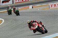 Superbike - Laguna Seca: Doppelschlag von Chaz Davies