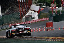 Blancpain GT Serien - Martin landet au�erhalb der Top Ten: Stippler holt die Spa-Pole f�r WRT