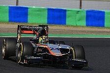 GP2: Hilmer kehrt 2017 zurück und will Juniorteam eines Herstellers werden