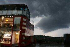 Das Wetter in Monza: Am Trainings-Freitag kracht es gewaltig