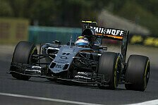 Formel 1 - Force India Vorschau: Belgien GP