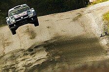 WRC - 20 WRC-Boliden bei Rallye Finnland