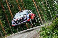 WRC - Video: Hyundai: Die besten Sprünge 2015