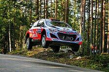 WRC - Finnland: Die Stimmen zum Samstag