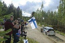 WRC - Rallye Finnland: Die Stimmen vom Freitag