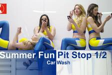 Formel 1 - Video: Sexy Carwash bei Sauber