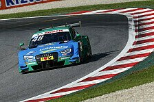DTM - Pole f�r Mortara!: DTM-Ticker: News-Splitter aus Spielberg
