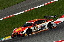 DTM - BMW: Ernüchterung in Spielberg