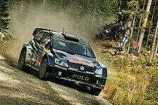 WRC - Bilder: Rallye Finnland - Tag 2