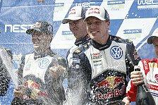 WRC - User: Knoten bei Latvala nicht geplatzt