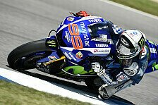 MotoGP - Im Training Selbstvertrauen getankt: Lorenzo nach Training Indy-Favorit