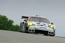USCC - Porsche erlangt Doppelsieg