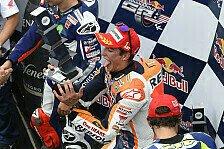 MotoGP - Marquez: Dritter Sieg in Folge?