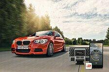 Auto - Weltpremiere: Innovative Leistungssteigerung