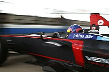 Formel E - Testfahrten Donington Park