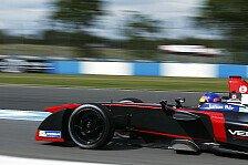 Formel E - Villeneuve weg: Braucht die Formel E Stars?
