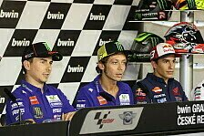 MotoGP - Nach Barcelona: Rossi & Lorenzo in der Safety Commission: Safety Commission entscheidet �ber Barcelona