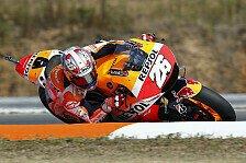 MotoGP - Dauerpatient Pedrosa beißt auf die Zähne