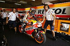 MotoGP - Trotz Verletzung: Pedrosa tritt im 3. Training an