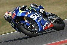 MotoGP - Vinales rettet Suzuki-Ehre mit Platz sieben