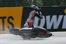 MotoGP - Pedrosa: Größter Pechvogel der MotoGP?
