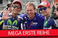 MotoGP - Video: MSM TV: Titelkandidaten in Reihe 1