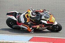 Moto2 - FP1: Corsi ganz vorne
