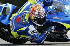 MotoGP - Unterschiedliche Probleme bei Suzuki-Fahrern