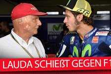 MotoGP - Video: MSM TV: Lauda: MotoGP besser als F1