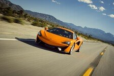 Auto - 570S Coupe bald erh�ltlich: McLaren Sports Series kurz vor globalem Launch