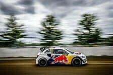 DTM - Ekström und Scheider begeistert von Rallycross-WM