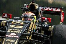 Formel 1 - Enstone-Exit für Maldonado? Reine Spekulation!