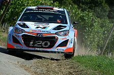 WRC - Video: Hyundai: Hersteller-Wertung hat Priorit�t