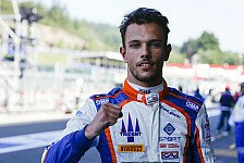 GP3 - Bilder: Spa-Francorchamps - 9. & 10. Lauf