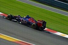 Formel 1 - Verstappen: Monza pfui - Asien hui