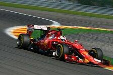 Formel 1 - Vettel: Volle Attacke in Monza