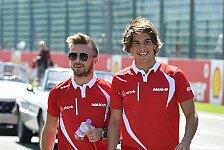 Formel 1 - Manor in Monza: Zum Auftakt vor McLaren