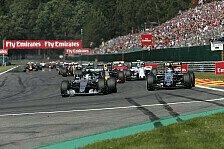Formel 1 - Mercedes hatte Perez auf der Rechnung