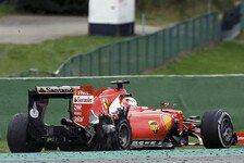 Formel 1 - Belgien-Reifenschäden: Ergebnisse sind da