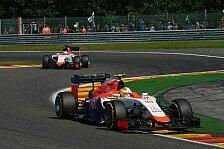 Formel 1 - Manor Vorschau: Italien GP