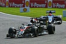 Formel 1 - McLaren Vorschau: Italien GP