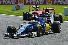 Formel 1 - Sauber sicher: In Singapur zündet das Upgrade