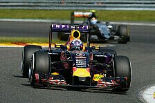 Formel 1 - Red Bull taktiert: Motorenwechsel in Monza