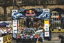 WRC - Kalender für Saison 2016 steht
